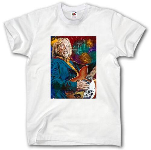 Tom Petty T-Shirt S-XXXXXL Art Heartbreakers Traveling Wilburys