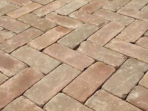 Klinkerpflaster Verlegen pflasterklinker rot nuanciert 20 5x8 5x6 5 pflastersteine