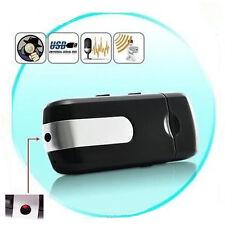 Mini Hidden DVR U8 USB Disk HD Spy Camera Pinhole Motion Detector Video Recorder
