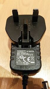 Thomson AC Adapter 22V 041A Model KSA0090V220 - <span itemprop='availableAtOrFrom'>Kingston, Surrey, United Kingdom</span> - Thomson AC Adapter 22V 041A Model KSA0090V220 - Kingston, Surrey, United Kingdom