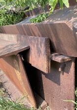 32x24 Steel Beam 9 14 Wide Flange 34 Thick Web 12 Thick Bridge I Beams