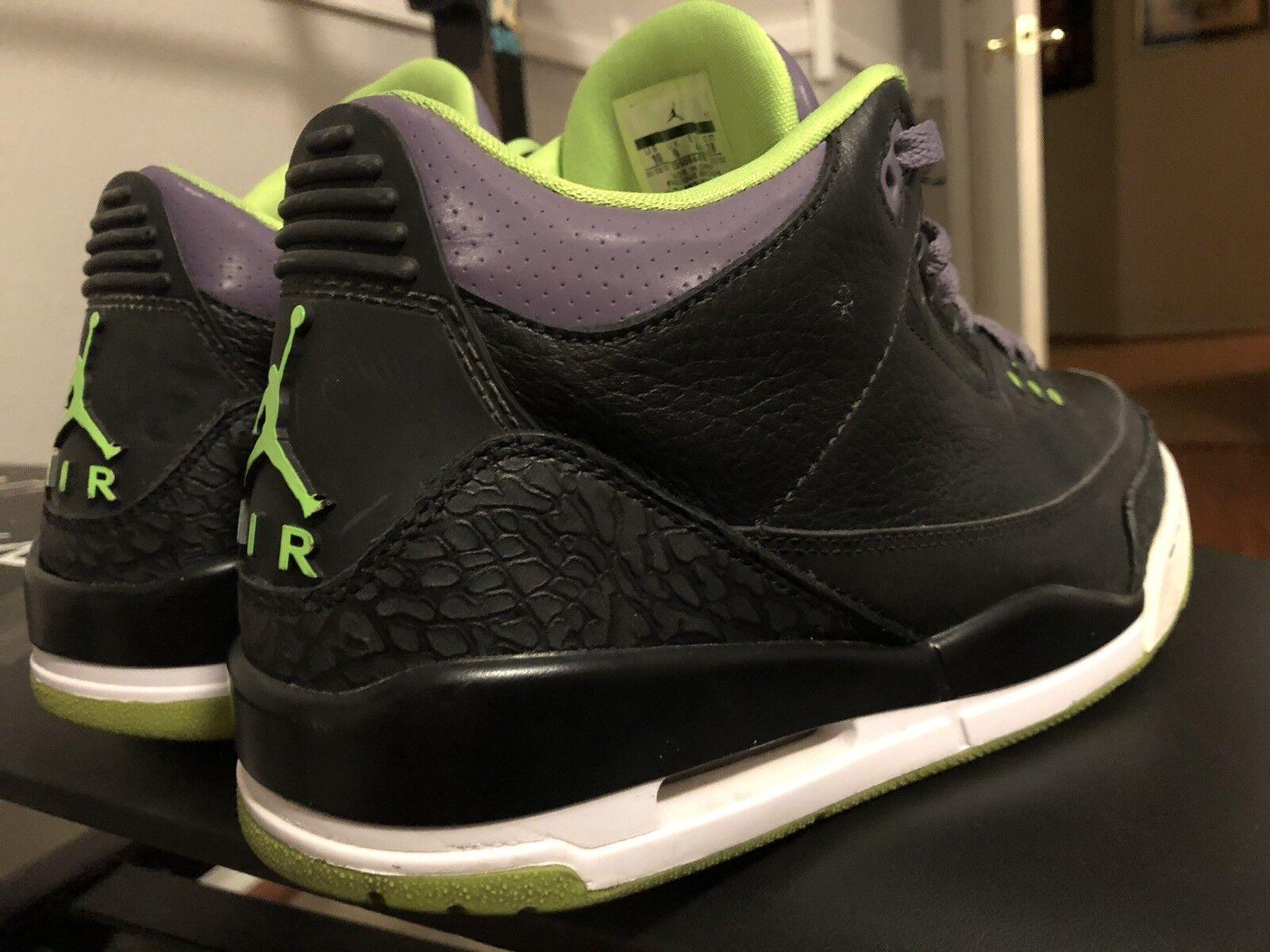 2012 Nike Air Jordan 3 III Joker Size 10