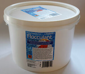 5kg flocculant clarifier for swimming pools cloudy water - Liquid flocculant for swimming pools ...