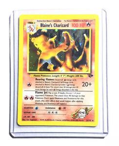 Pokemon Card Gym Challenge Holo Koga EXC//NEAR MINT 19//132