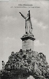 Rocher-de-Bizeux-Vierge-de-Bizeux-post-card-1909