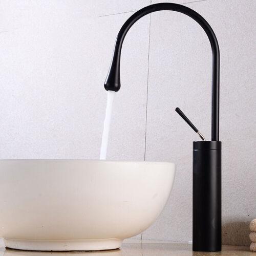 Brass Swivel Bathroom Vessel Sink Faucets Mixer Tap Basin Faucet Kitchen Deck