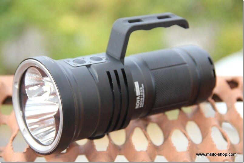 Niwalker Nova MM18III Batteries Rechargeable LED Flashlight w/4x Nitecore 35A Batteries MM18III 2c0b5f