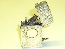 Horton & allday solid silver Hallmarked emperador lighter-unengraved Cartouche