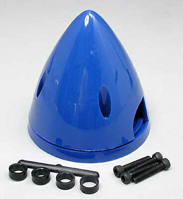 """DuBro 282 2-1//4/"""" Spinner BLUE for Airplanes Standard Spinner NEW!"""