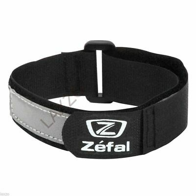 Zefal Doowah Hi Viz Riflettente Alla Caviglia/braccio Bande/cycle Pantaloni Clip-mostra Il Titolo Originale