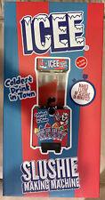 Brand New Iscream Genuine Icee Slushie Making Machine For Counter Top Home Use
