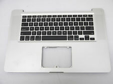 "Grade B Top Case Topcase US Keyboard for MacBook Pro 15"" A1286 2010 CW 2011 2012"