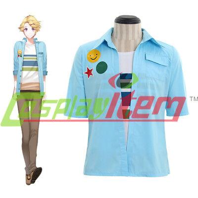 Mystic Messenger Yoosung Kim Cosplay costume custom made