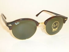 e202c46537 item 3 New RAY BAN Sunglasses Tortoise Frame CLUBROUND RB 4246 990 G-15  Glass Lenses -New RAY BAN Sunglasses Tortoise Frame CLUBROUND RB 4246 990  G-15 Glass ...