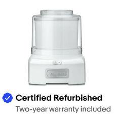 Cuisinart 1-1/2 Quart Ice Cream Maker - White ICE-21FR ICE21
