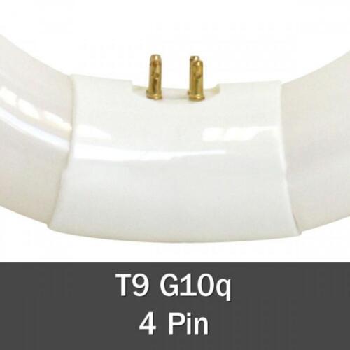 Markiert 4 Pin Rund T9 Fluoreszierend Röhre 22w 32w 40w oder 60w Warm Kalt