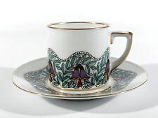 PFEIFFER & Löwenstein Jugendstil Art Nouveau Gedeck ° Design Emanuel J. Margold