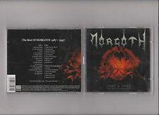 1987-1997 the Best of Morgoth di Morgoth | CD Usato |