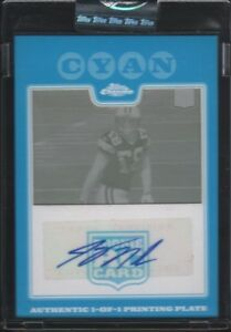 2008-Jordy-Nelson-Topps-Chrome-Cyan-Printing-Plate-Auto-1-1-Packers-RC-Rookie