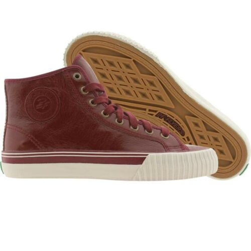$119.99 PF Flyers Center High Seasonal red crink PM08CH3A