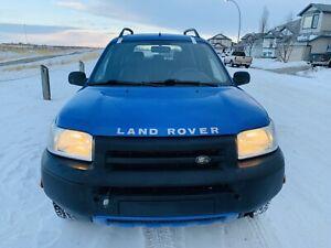 ****** 2002 Land Rover Freelander *****