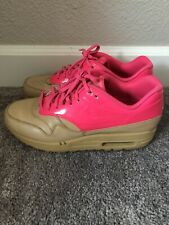 promo code 2f1bf 6ef03 item 2 Nike Women s Air Max 1 VT QS Size 8 DS 2013 Vachetta Tan Pink Flash  615868 202 -Nike Women s Air Max 1 VT QS Size 8 DS 2013 Vachetta Tan Pink  Flash ...