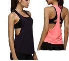 Ladies NDO™ Dri Fit Racerback Workout Vest Top - yoga gym fitness nike sports