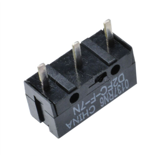 5PCS Micro Switch Microswitch D2FC-F-7N for APPLE RAZER Logitech Mouse
