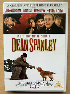Dean-Spanley-DVD-2008-Britanico-Baron-Dunsany-Man-y-Perro-Comedia-Drama-Pelicula