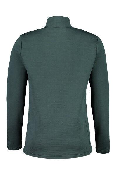 Maloja Suéter Suéter Suéter Multifunción Camiseta Verde Oscuro Transpirable Elástica da68f7