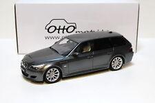 1:18 OTTO BMW M5 Touring E61 grey NEW bei PREMIUM-MODELCARS