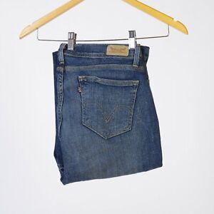 Levi-039-s-529-Curvy-Bootcut-Dunkel-wash-Damen-Jeans-32-30