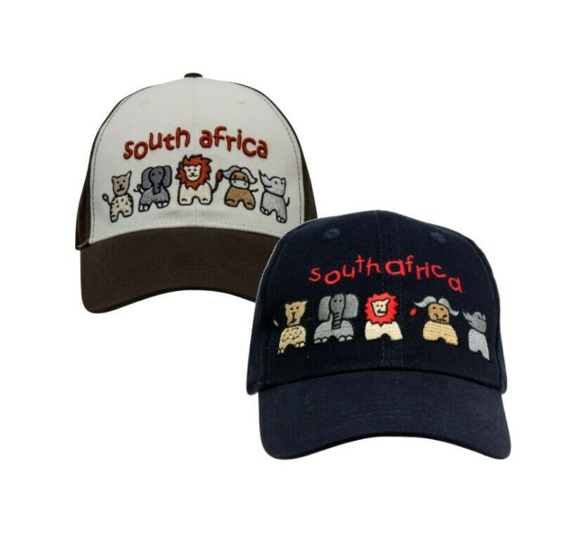 Kiddies Mumbo - Big 5 Cap | 2 AVAILABLE COLOR | 2 KIDS SIZES | R119