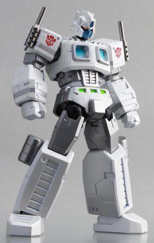 Die kaiyodo revoltech super poseable actionfigur ultra magnus