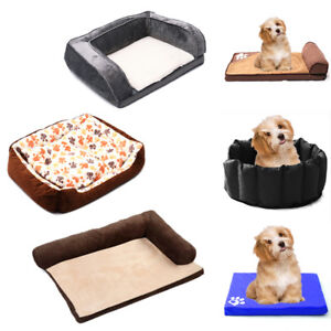 Pet Mat Dog Cats Cushion Warm Winter Removable Soft Sleeping Bed Pillow Mattress Making Things Convenient For The People Dog Doors, Houses & Furniture