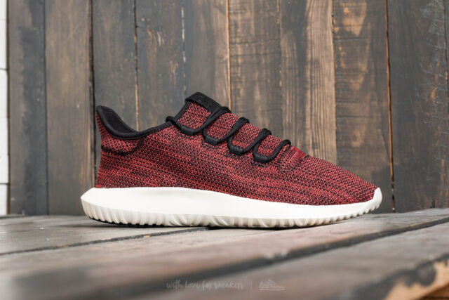 1bd306fad5f2 adidas Tubular Shadow Knit Ck Mens Ac8791 Trace Scarlet Athletic Shoes Size  9