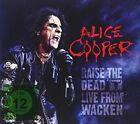 Raise The Dead Live From Wacken W D Cooper Alice CD UK Post Rel 21 10