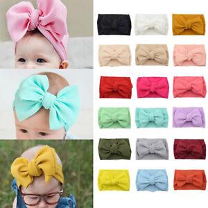 Kids-Girl-039-s-Headband-Bow-Flower-Hair-Band-Accessory-Toddler-Hair-Band-Headpiece