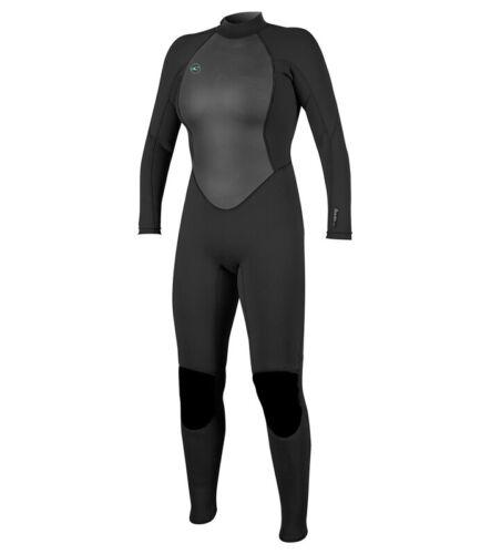 ONeill Wms Reactor II 3//2mm BZ Damen Neoprenanzug Fullsuit black
