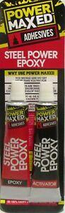 Power-Maxed-Pm-8265-Jb-Froid-Soudure-Formula-Acier-Renforce-Resine-Adhesif