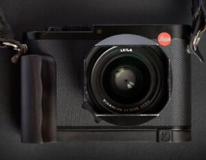 Bresson-Hand-Made-Ebony-Wood-Wooden-Hand-Grip-for-Leica-Q2