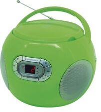 Artikelbild Soundmaster SCD2120 Grün  UKW-Radio, CD, Kopfhöreranschluss