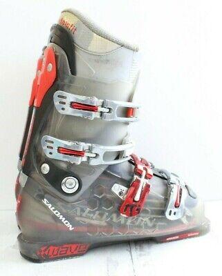 Salomon Xwave x Wave 10.0 Gratuit Homme Bottes De Ski Taille 2626.5 US 88.5 305 mm EUC | eBay
