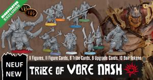 Tribe Of Vore Nash Expansion // neuf // nouveau // Jeu de société Hate Cmon