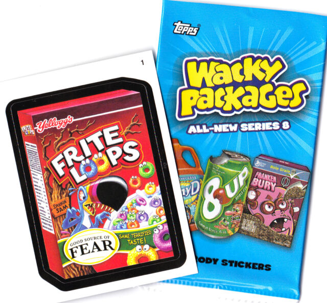 WACKY PACKAGES ANS9 SINGLES GREAT PRICE PICK ANY 3