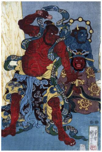 2475.Kabuki japanese show.Asian design quality POSTER Oriental Decorative Art.