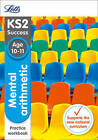 Mental Arithmetic Age 10-11 SATs Practice Workbook by Letts KS2 (Paperback, 2015)