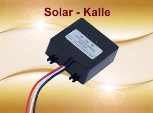 Solar Batterie Ladungsausgleicher 48V Spannung Ausgleich Balancer Equalizer de