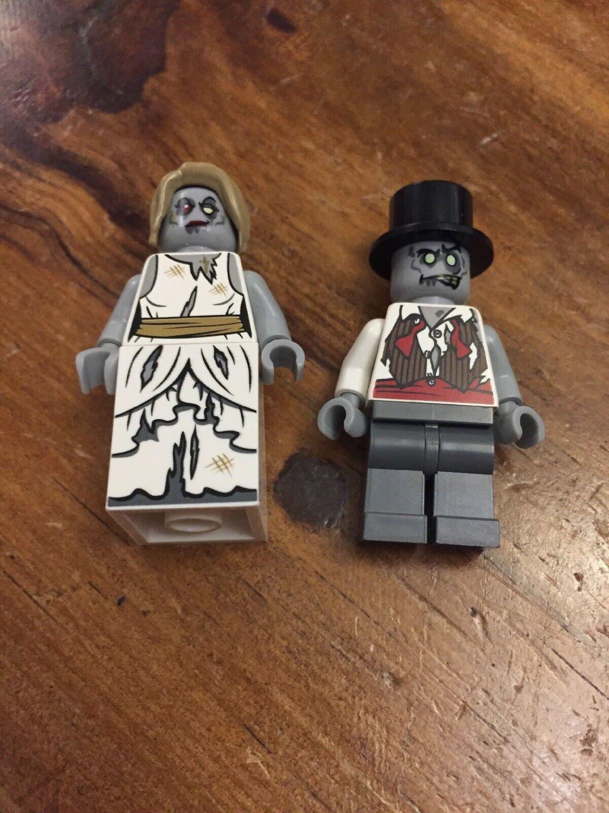 Lego Zombie Bride And Groom