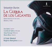 Rog Rio Gon Alves, S - La Guerra De Los Gigantes [new Cd] on sale